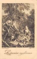 20-3632 : LE PANIER MYSTERIEUX. - Tableaux