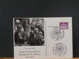 86/734  DOC.   ALLEMAGNE - Kennedy (John F.)