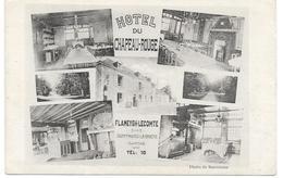 SAINT MARS LA BRIERE : HOTEL DU CHAPEAU ROUGE - France
