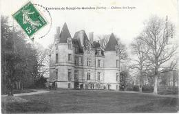 SOUGE LE GANELON : CHATEAU DES LOGES - France
