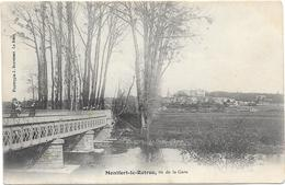 MONTFORT LE ROTROU : VU DE LA GARE - France