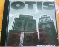 CD PROMO - SONS OF OTIS / TEMPLE BALL - MAN'S RUIN RECORDS - Rock