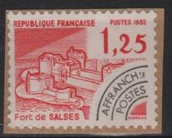 PREO 110 - FRANCE Préoblitéré N° 175 (*) Sites Et Monuments - Préoblitérés