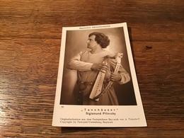 Bayreuther Buhnenfestspiele Tannhauser Sigismond Pilinszky Harpe Musique - Artistes