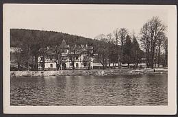 Schinkau Zinkovy Böhmen Und Mähren Fotokarte - Sudeten