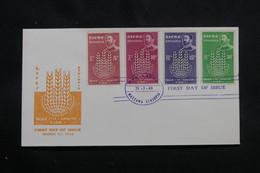 ETHIOPIE - Enveloppe FDC En 1963 - L 56323 - Ethiopie