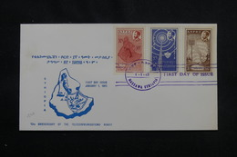 ETHIOPIE - Enveloppe FDC En 1963 - L 56325 - Ethiopie