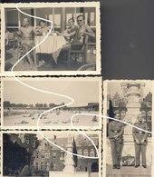 2de WO Wehrmacht Juli 42 Hofstade Gaesbeek. Duitse Soldaten. - 1939-45