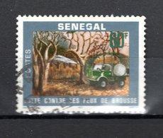 SENEGAL   N° 465     OBLITERE   COTE  1.00€    LUTTE CONTRE LES FEUX - Senegal (1960-...)