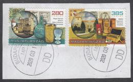 HUNGARY Michel  5529/30  Very Fine Used - Ungarn