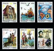 Italia Nº 1976/81 Nuevo - 1946-.. République
