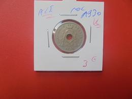 Albert 1er. 10 Centimes 1930 VL (A.6) - 04. 10 Centimes