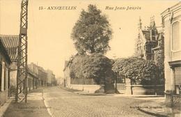 59 ANNOEULLIN - RUE JEAN JAURES - Andere Gemeenten