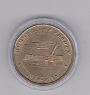Mémorial De Verdun 1914 -1918   2001 Millénium - Monnaie De Paris