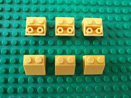 Lot Lego Jaune Incliné - Lego