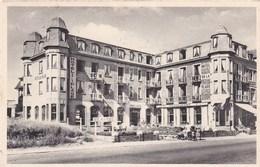 Hôtel De La Plage Le Coq + Flammes Ligne Aériennes Sabena - De Haan