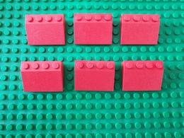 Lot Lego Rouge Incliné 2 - Lego
