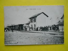 Port Louis ,gare ,train ,inauguration - Port Louis