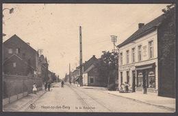CPA -  Belgique,  HEYST Op Den BERG, In De Bergstraat, 1920 - Heist-op-den-Berg