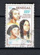 SENEGAL   N° 657     OBLITERE   COTE  0.70€    COIFFURE - Senegal (1960-...)