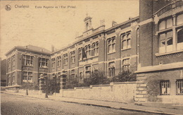 Charleroi Ecole Moyenne De L'état Filles - Charleroi