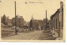 PÂTURAGES   Rue De L' église. - Mons