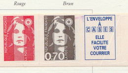 "PIA  - FRA -  1994  : ""Marianna Del Bicentenario""  - (Yv  2874c) - 1989-96 Marianne Du Bicentenaire"