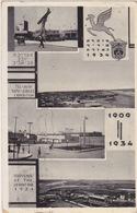 TEL AVIV Levant Fair Area 1934 - Israel