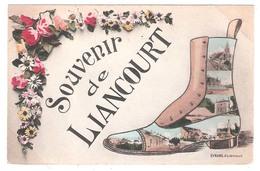 Liancourt (60-Oise) Souvenir - Liancourt