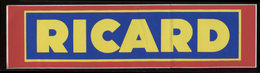 Autocollant Ricard Port France 0,95 Ou 1,90€ - Pegatinas