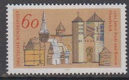 Germany 1980 Osnabruck 1v ** Mnh (46474A) - Neufs