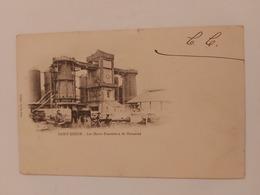 Saint-Dizier (les Hauts Fourneaux De Marnaval) Le 30 03 1904 Haute Marne France - Saint Dizier