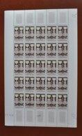 Feuille De 25 Valeurs - Timbre N° 927 Neuf ** - Centenaire De La Médaille Militaire - Full Sheets