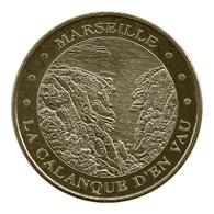 Monnaie De Paris , 2013 , Marseille , La Calanque D'en Vau - Other