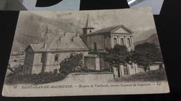 CPA -  58 .ST JEAN DE MAURIENNE - Hospice De Vieillards, Ancien Couvent De Capucins - Saint Jean De Maurienne