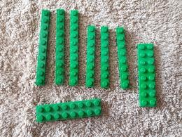 Lot Lego  Plaque Verte - Lego