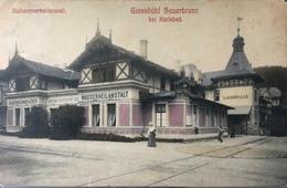 AUSTRIA.....OSTERREICH........Giesshubl Sauerbrunn...1910? - Altri