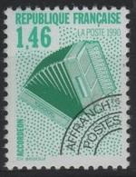 PREO 144 - FRANCE Préoblitéré N° 206 Neuf** Instruments De Musique Accordéon - 1989-....