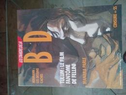 Les Cahiers De La BD. Tulum. Le Film Fantôme De Fellini. - Magazines Et Périodiques