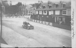 LIEUREY - Carte Photo - Course Automobile - Circuit De La Presse - 1907 - épicerie Brasseux - Other Municipalities