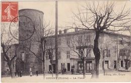 69 : GRIGNY : La Place - Grigny