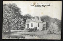 Cpa 4420838 Fercé Pavillon De Javardan Bati Sur L'emplacement De L'ancienne Verrerie Dans La Foret De Javardan - France