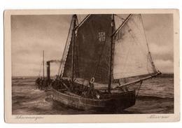 Scheveningen - Naar Zee - Boot Schip - 1920 - Scheveningen