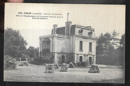 Cpa 4420837 Fercé Pavillon De Javardan Bati Sur L'emplacement De L'ancienne Verrerie Dans La Foret De Javardan - France