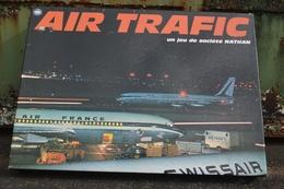 Rare Jeux Origine Complet Années 70 Air  Trafic Aviation - Jeux De Société