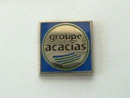 PIN'S GROUPE ACACIAS - Marques