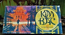 Rare Jeux Origine Complet Années 6-70 Kim Bac Le Cherche Trésor - Autres