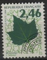 PREO 154 - FRANCE Préoblitéré N° 233 Neuf** Feuilles D'arbres - 1989-....