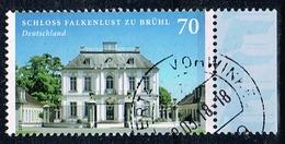Bund 2018,Michel# 3354 O Burgen Und Schlösser: Falkenlust - [7] Federal Republic