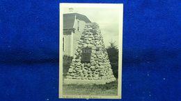 The Memorial Cairn St. Peter's Cape Breton Canada - Cape Breton